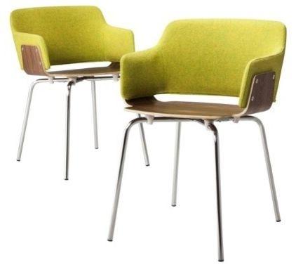 Drewno połączone z materiałem to rozwiązane godne nowoczesności (źródło: pinterest.com)