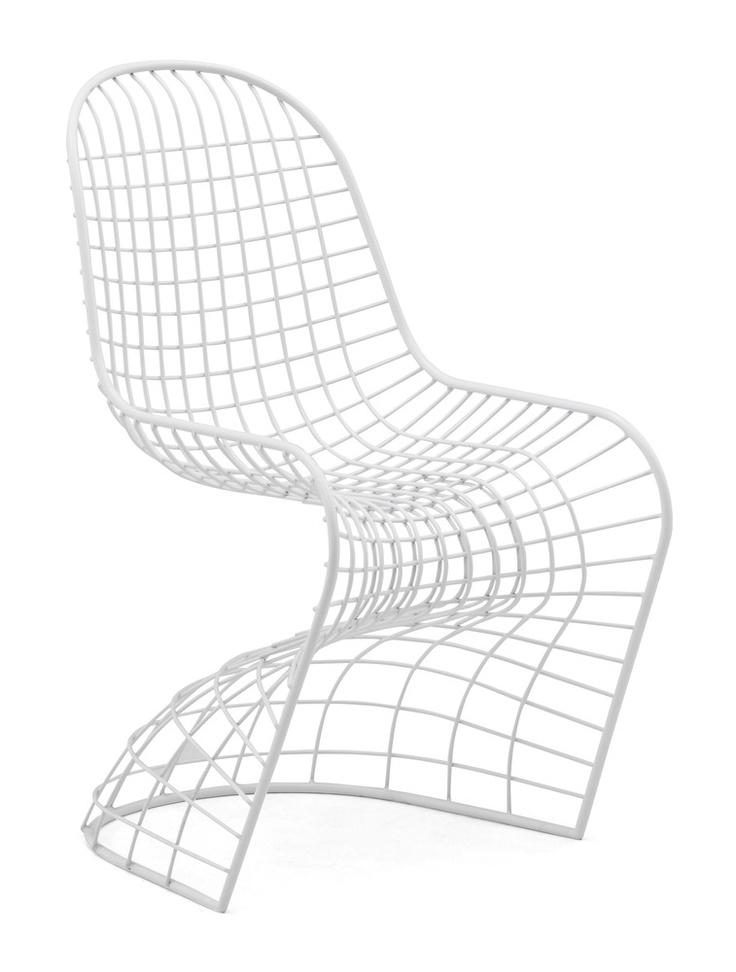 Krzesło w stlu modern art (źródło: pinterest.com)