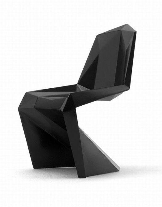 Krzesło w stylu modern art (źródło: pinterest.com)