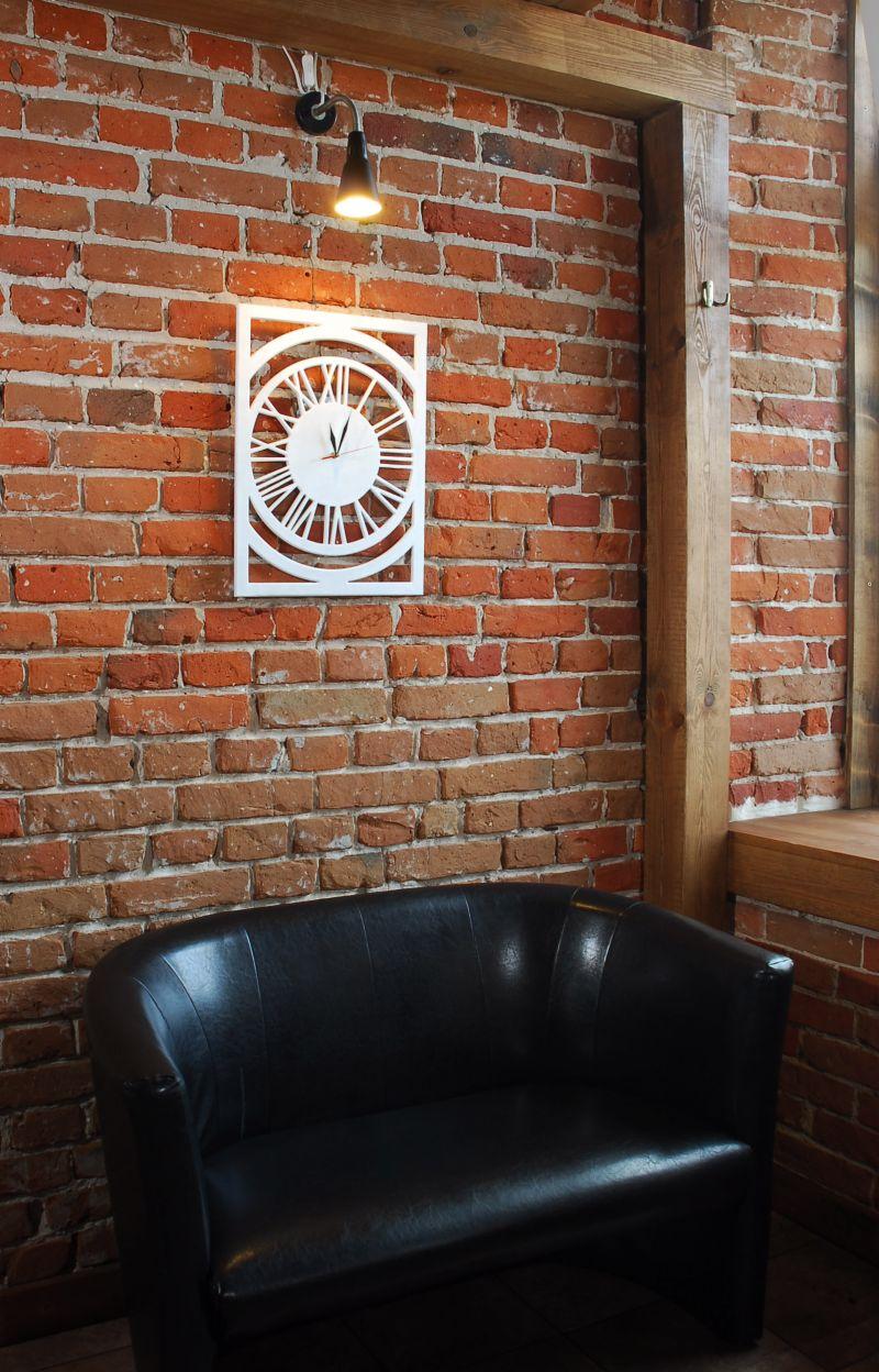 Duży zegar ścienny (źródło: mybaze.com)