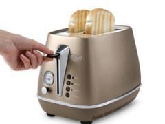 elektryczny toster DeLonghi